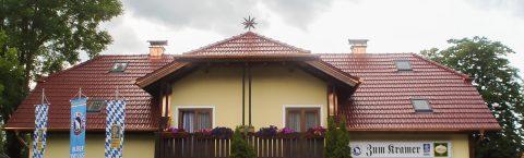 Vom Dachdecken bis zu Spenglerarbeiten