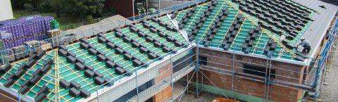 Damit Ihr Dach komplett wird